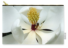 The Southern Magnolia Carry-all Pouch by Kim Pate
