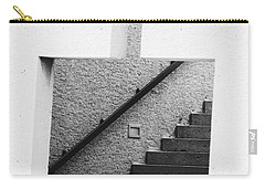 The Stairs In The Square Carry-all Pouch