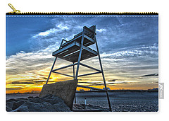 The Stand At Sunset Carry-all Pouch