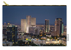 Carry-all Pouch featuring the photograph The State Of Now by Ron Shoshani