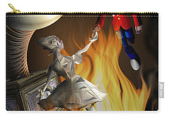 The Steadfast Tin Soldier ...the Envy... Carry-all Pouch