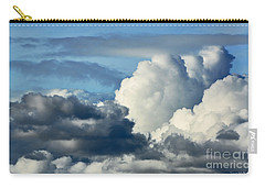 The Storm Arrives Carry-all Pouch by Susan Wiedmann