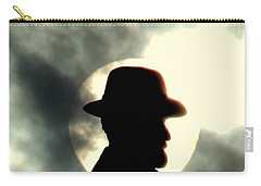 New Orleans General Robert E. Lee Mounment Carry-all Pouch by Michael Hoard