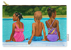 The Swim Lesson Carry-all Pouch