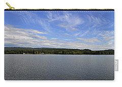 The Tennessee River In Alabama Carry-all Pouch by Verana Stark