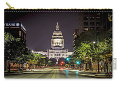 The Texas Capitol Building Carry-all Pouch