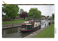 The Thames At Penton Hook Lock Carry-all Pouch