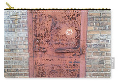 The Three Heart Door. Carry-all Pouch