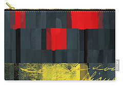 The Three Trees - J021580118  Carry-all Pouch by Variance Collections