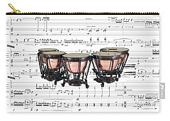 The Timpani Carry-all Pouch by Ron Davidson