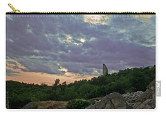Carry-all Pouch featuring the photograph The Tower by Eti Reid
