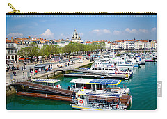 The Town And Port Of La Rochelle Carry-all Pouch