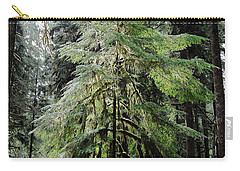 The Tree In The Forest Carry-all Pouch
