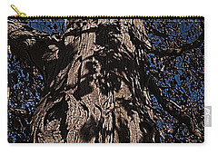 Carry-all Pouch featuring the photograph The Tree Of Life by Deborah Klubertanz