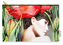 The Tulip Carry-all Pouch