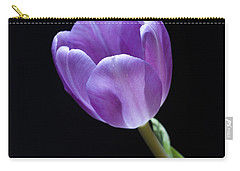 The Tulip Is A Courtly Queen Carry-all Pouch
