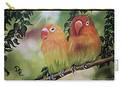 The Tweetest Love Carry-all Pouch