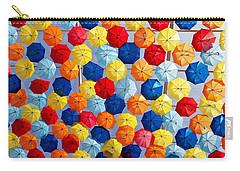 The Umbrella Sky Carry-all Pouch
