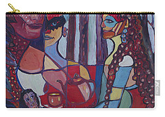 The Unknown Story Carry-all Pouch by Avonelle Kelsey