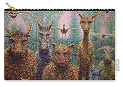 The Untamed Carry-all Pouch
