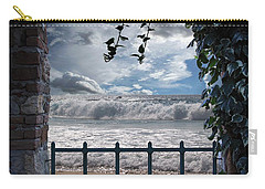 The View Carry-all Pouch by Athala Carole Bruckner