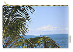 Key West Ocean View Carry-all Pouch