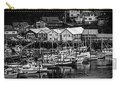 The Village Pier Carry-all Pouch by Melinda Ledsome