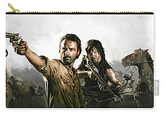The Walking Dead Artwork 1 Carry-all Pouch