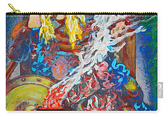 The Warrior Queen Carry-all Pouch