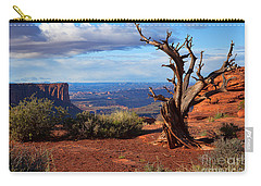 The Watchman Carry-all Pouch by Jim Garrison