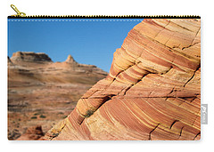 'the Wave' North Coyote Buttes 13 Carry-all Pouch