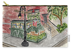 The Waverly Inn And Garden Carry-all Pouch