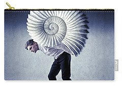 The Weight Of Life Carry-all Pouch