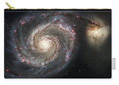 The Whirlpool Galaxy M51 And Companion Carry-all Pouch