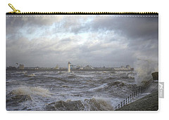 The Wild Mersey Carry-all Pouch by Spikey Mouse Photography