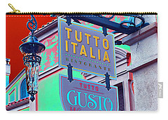 Carry-all Pouch featuring the photograph The Wine Cellar II by Robert Meanor