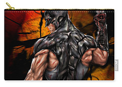 The Wolverine Carry-all Pouch by Pete Tapang