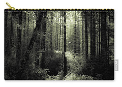 The Woods Carry-all Pouch by Katie Wing Vigil