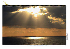 Key West Sunset The Word Carry-all Pouch
