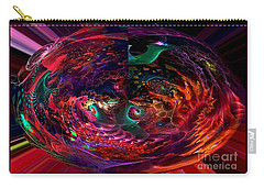 Colorful Orb Carry-all Pouch