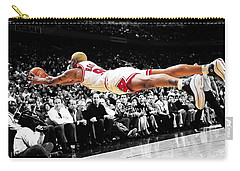 The Worm Dennis Rodman Carry-all Pouch