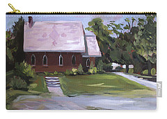 The Wyben Union Church Carry-all Pouch