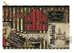 Theater Carry-all Pouch by Jean Plout