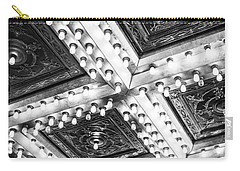 Theater Lights Carry-all Pouch by Melinda Ledsome