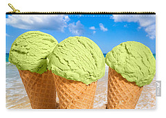 Thee Minty Icecreams Carry-all Pouch