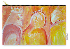 there I AM Carry-all Pouch by Cassie Sears
