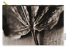 Carry-all Pouch featuring the photograph There Is A Season by Aaron Berg