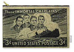 These Immortal Chaplains Carry-all Pouch
