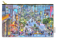 Third Street Promenade Carry-all Pouch