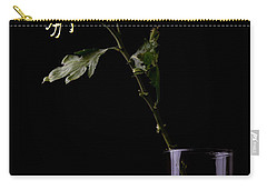 Carry-all Pouch featuring the photograph Thirsty by Sennie Pierson